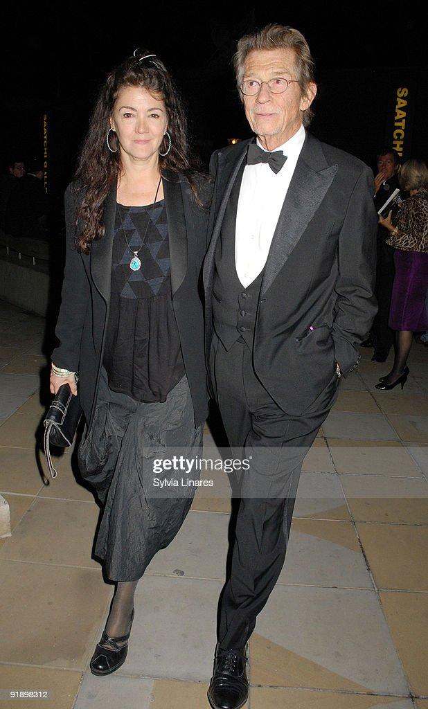 Celebrity Sightings In London - October 14, 2009