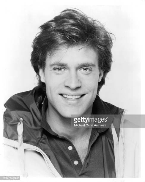 Actor John James poses for a portrait in circa 1984