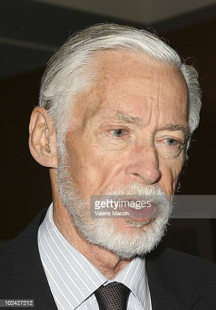 Actor John Kerr attends AMPAS Screening Of Restored 70mm Print Of South Pacific on June 25 2010 in Beverly Hills California