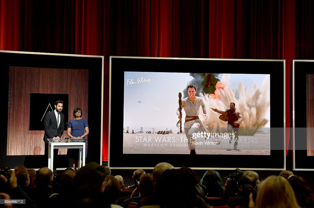 88th Oscars Nominations Announcement : News Photo