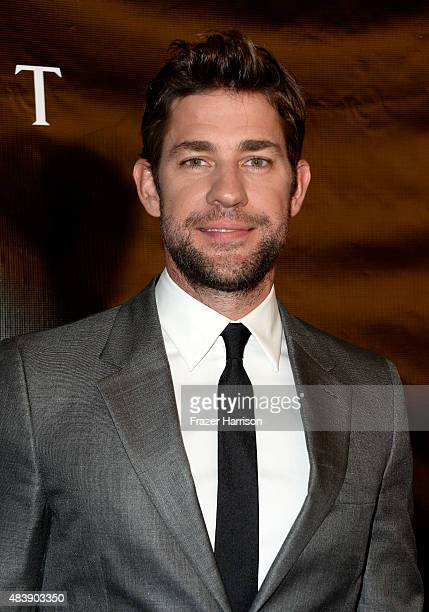Actor John Krasinski attends HFPA Annual Grants Banquet at the Beverly Wilshire Four Seasons Hotel on August 13 2015 in Beverly Hills California