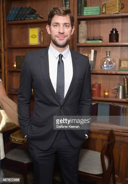 Actor John Krasinski attends the Sicario TIFF party hosted by GREY GOOSE Vodka and Soho Toronto at Soho House Toronto on September 11 2015 in Toronto...