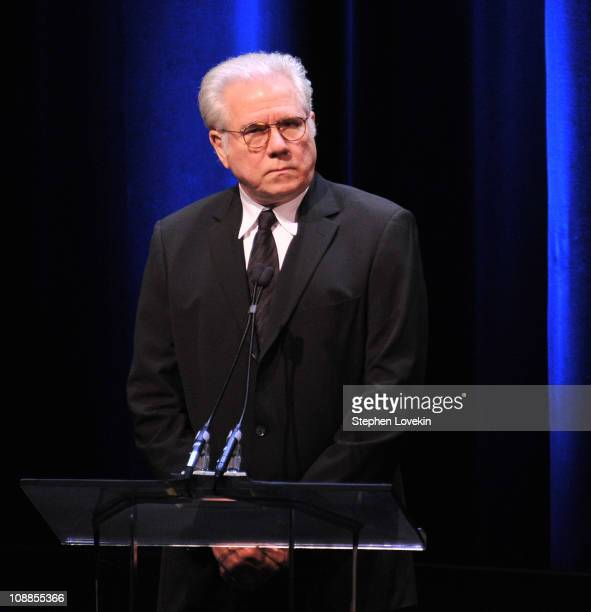 Actor John Larroquette attends the 63rd annual Writers Guild Awards at the AXA Equitable Center on February 5 2011 in New York United States