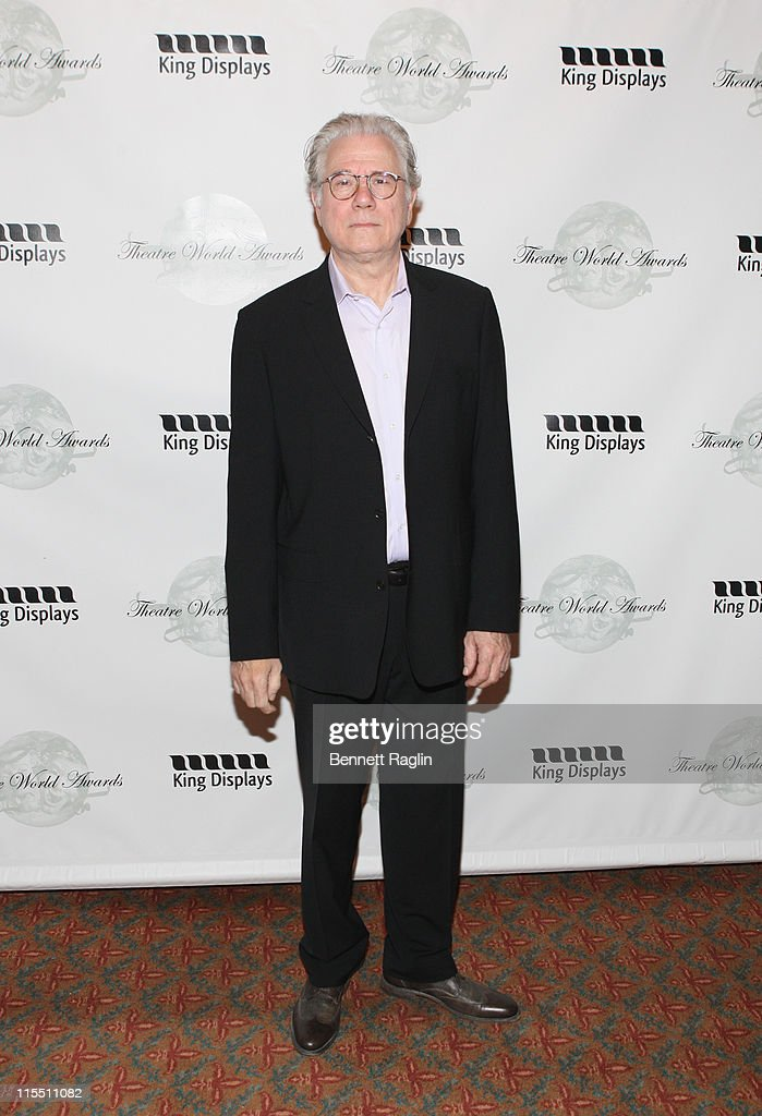 Actor John Larroquette attends the 67th annual Theatre World Awards Ceremony at the August Wilson Theatre on June 7, 2011 in New York City.