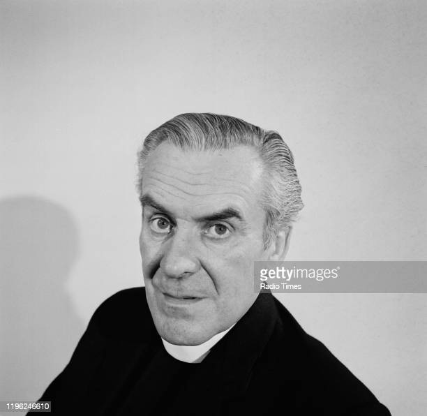 Actor John Le Mesurier for the BBC television series 'Comedy Playhouse' March 18th 1963