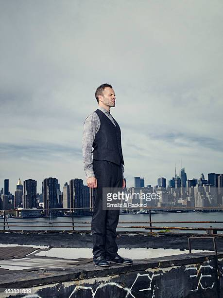 Actor John Lee Miller is photographed for TV Guide Magazine on October 14 2013 in New York City
