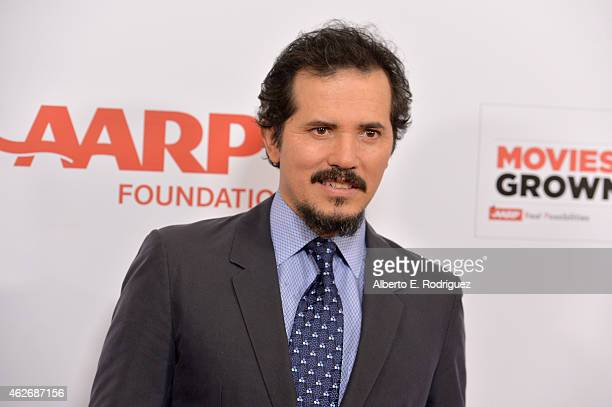 Actor John Leguizamo arrives to AARP The Magazine's 14th Annual Movies For Grownups Awards Gala at the Beverly Wilshire Four Seasons Hotel on...