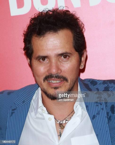 Actor John Leguizamo attends Don Jon New York Premiere at SVA Theater on September 12 2013 in New York City