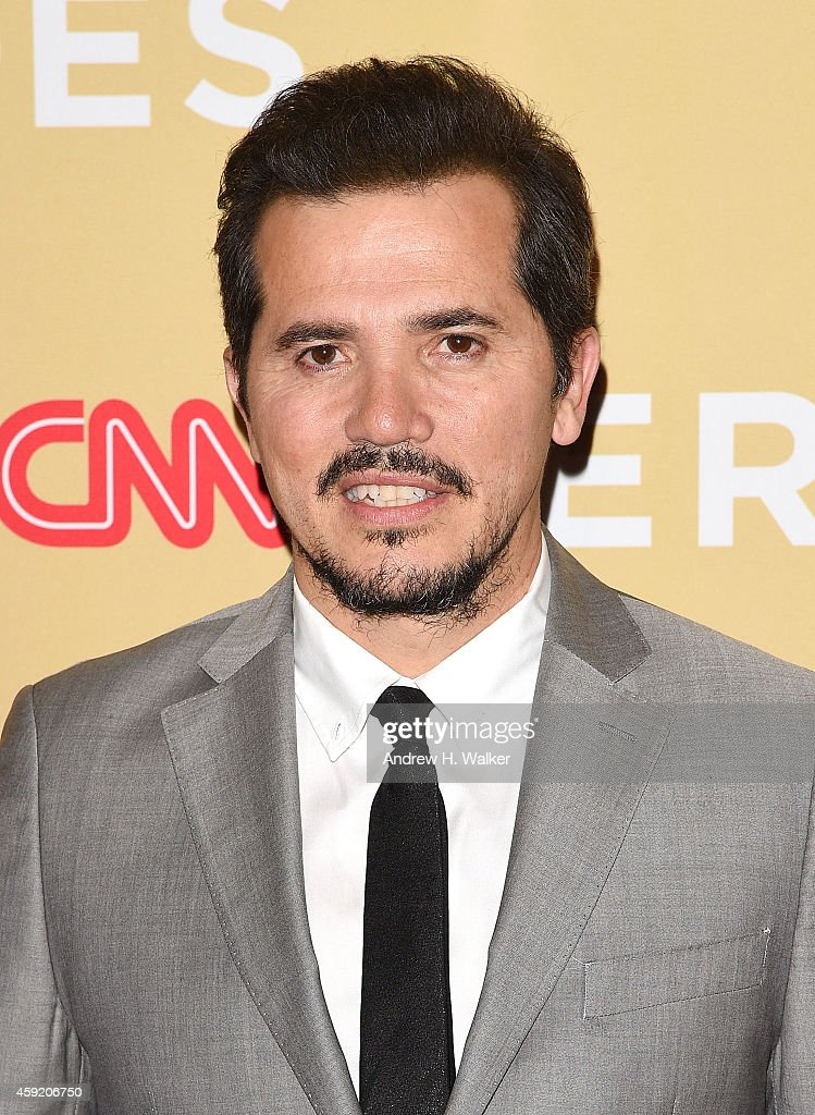 Actor John Leguizamo attends the 2014 CNN Heroes: An All-Star Tribute at the American Museum of Natural History on November 18, 2014 in New York City.