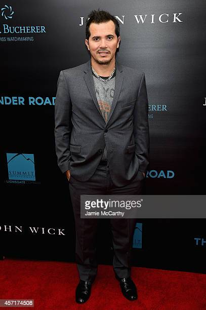 Actor John Leguizamo attends the John Wick New York Premiere at Regal Union Square Theatre Stadium 14 on October 13 2014 in New York City