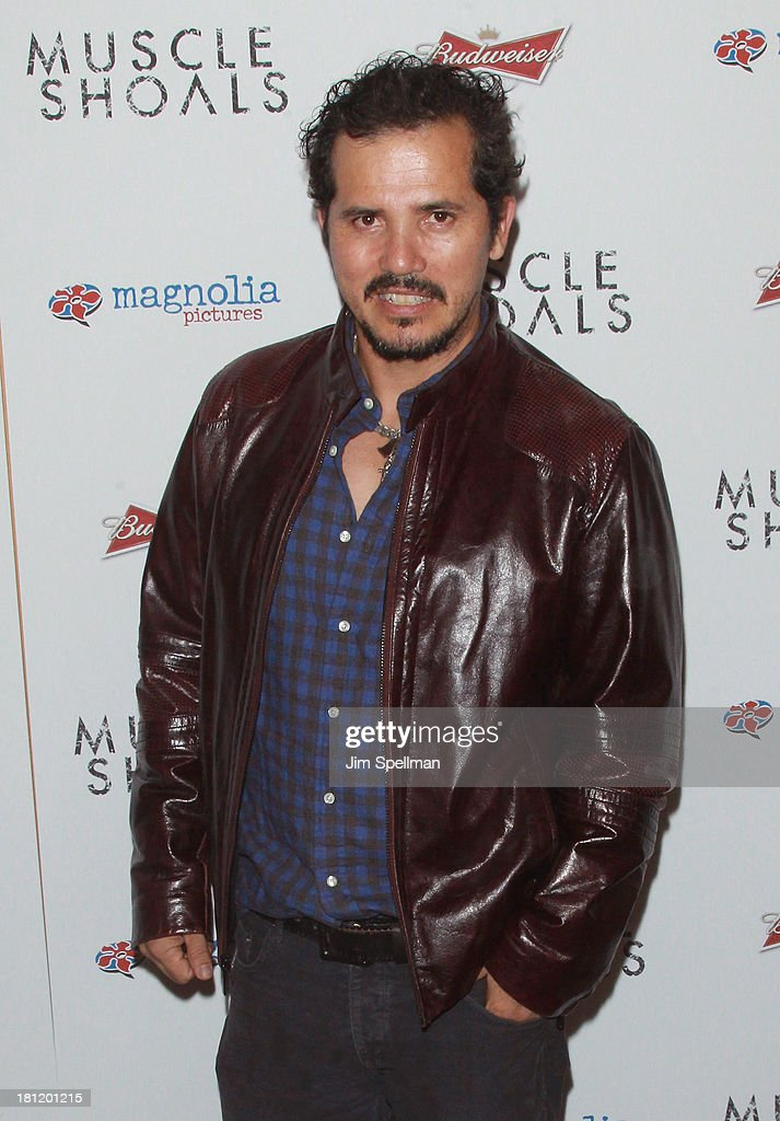Actor John Leguizamo attends the 'Muscle Shoals' New York Premiere at Landmark's Sunshine Cinema on September 19, 2013 in New York City.