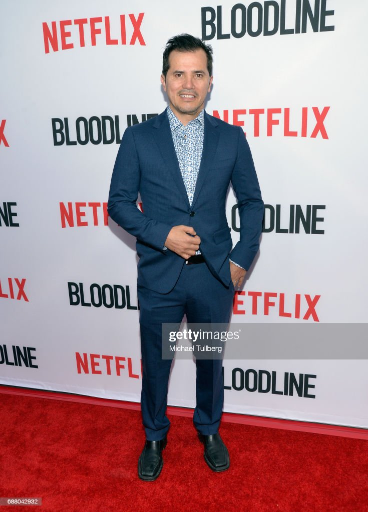 Actor John Leguizamo attends the premiere of Netflix's 'Bloodline' Season 3 at Arclight Cinemas Culver City on May 24, 2017 in Culver City, California.