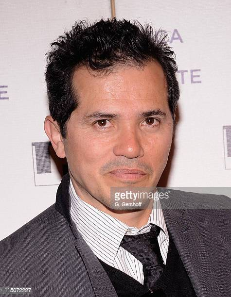Actor John Leguizamo attends the TAA Kick Off Event at the 9th Annual Tribeca Film Festival at Hiro Ballroom at The Maritime Hotel on April 19 2010...