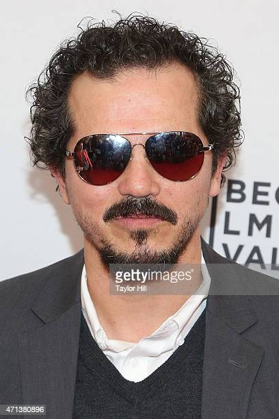 Actor John Leguizamo attends the world premiere of 'Meadowland' during 2015 Tribeca Film Festival at SVA Theater 1 on April 17, 2015 in New York City.