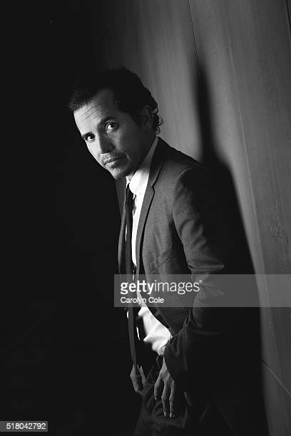 Actor John Leguizamo is photographed for Los Angeles Times on August 5 2015 in New York City PUBLISHED IMAGE CREDIT MUST READ Carolyn Cole/Los...