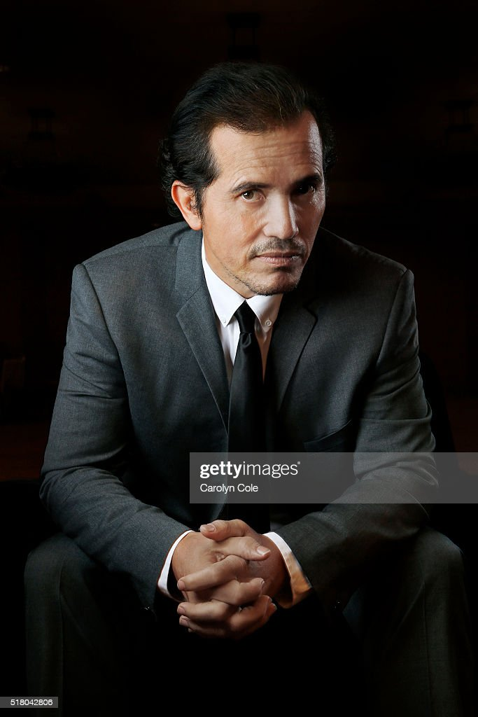 John Leguizamo, Los Angeles Times, March 26, 2016
