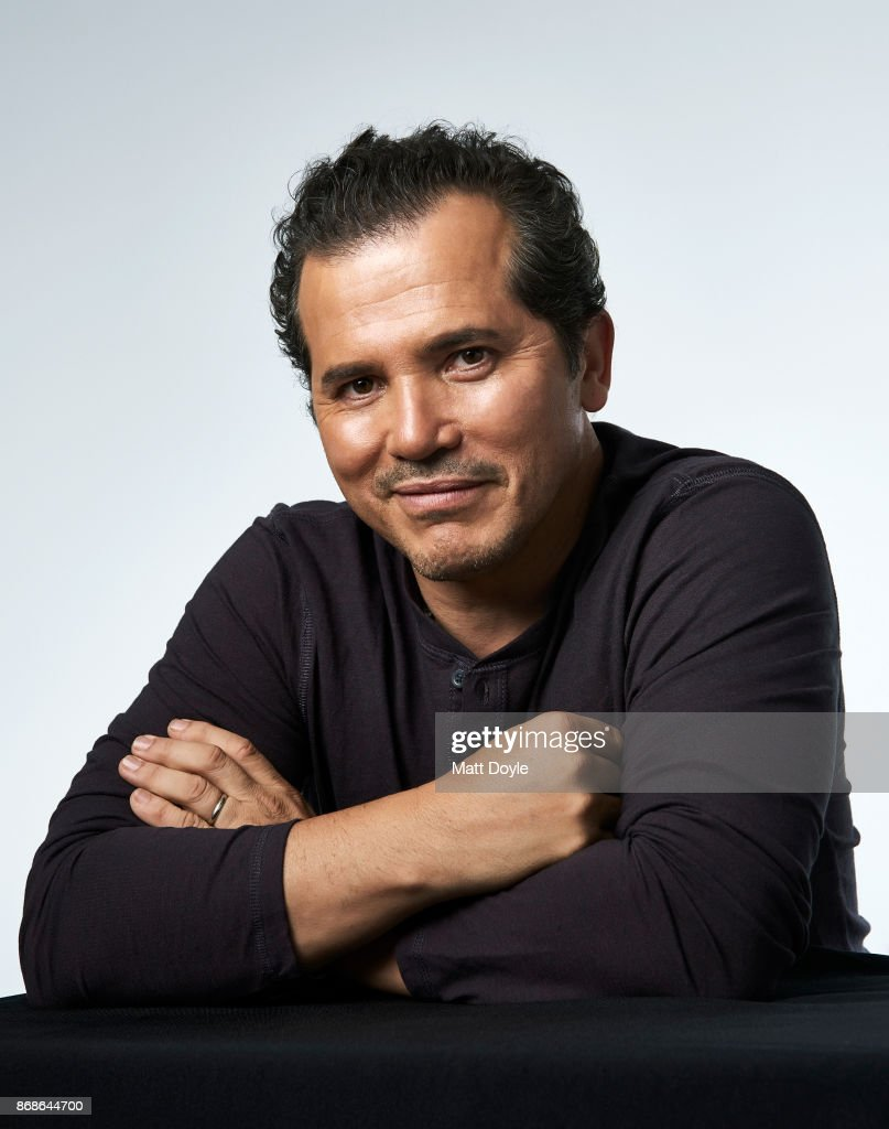 John Leguizamo, Back Stage, October 18, 2017