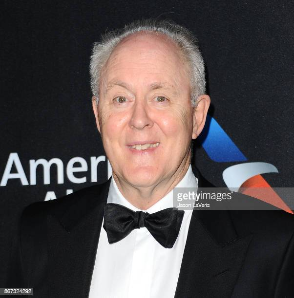 Actor John Lithgow attends the 2017 AMD British Academy Britannia Awards at The Beverly Hilton Hotel on October 27, 2017 in Beverly Hills, California.