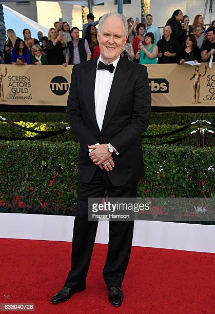 Actor John Lithgow attends The 23rd Annual Screen Actors Guild Awards at The Shrine Auditorium on January 29 2017 in Los Angeles California 26592_008