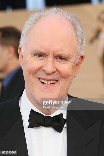 Actor John Lithgow attends the 23rd Annual Screen Actors Guild Awards at The Shrine Expo Hall on January 29 2017 in Los Angeles California
