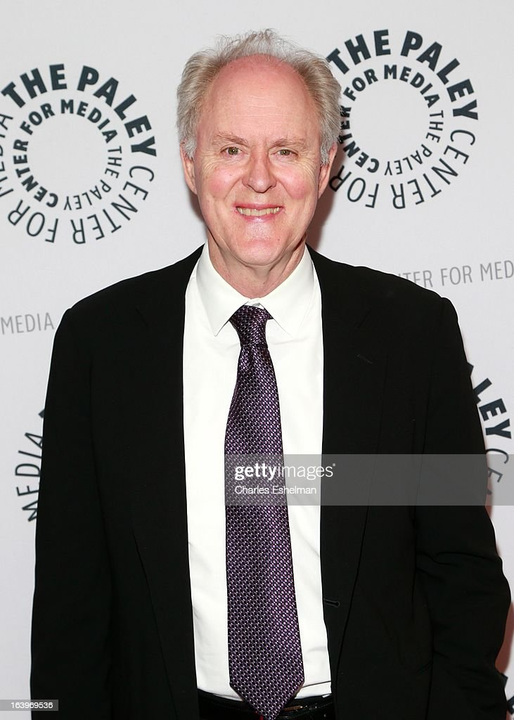 Actor John Lithgow attends The Paley Center For Media Presents: The Music And Life Of Marvin Hamlisch at Paley Center For Media on March 18, 2013 in New York City.