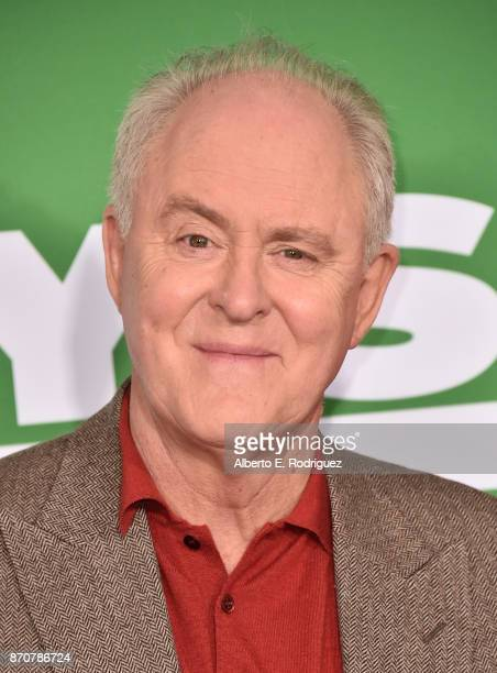 Actor John Lithgow attends the premiere of Paramount Pictures' 'Daddy's Home 2' at The Regency Village Theatre on November 5 2017 in Westwood...