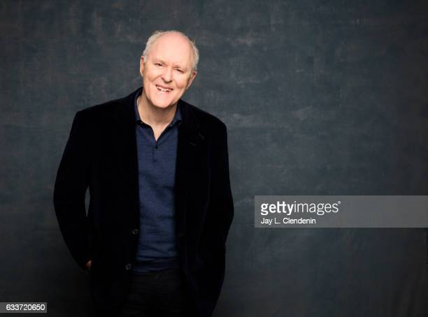 Actor John Lithgow from the film Beatriz at Dinner is photographed at the 2017 Sundance Film Festival for Los Angeles Times on January 23 2017 in...