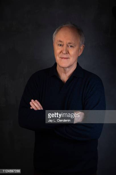 Actor John Lithgow from 'The Tomorrow Man' is photographed for Los Angeles Times on January 29 2019 at the 2019 Sundance Film Festival in Salt Lake...