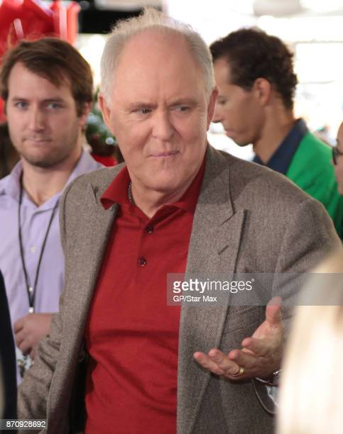 Actor John Lithgow is seen on November 5 2017 in Los Angeles CA