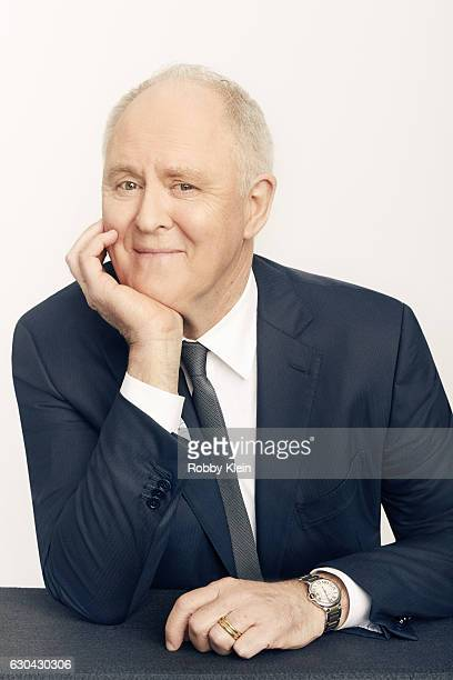 Actor John Lithgow poses for a portrait during the 2016 Critics Choice Awards on December 11 2016 in Santa Monica California