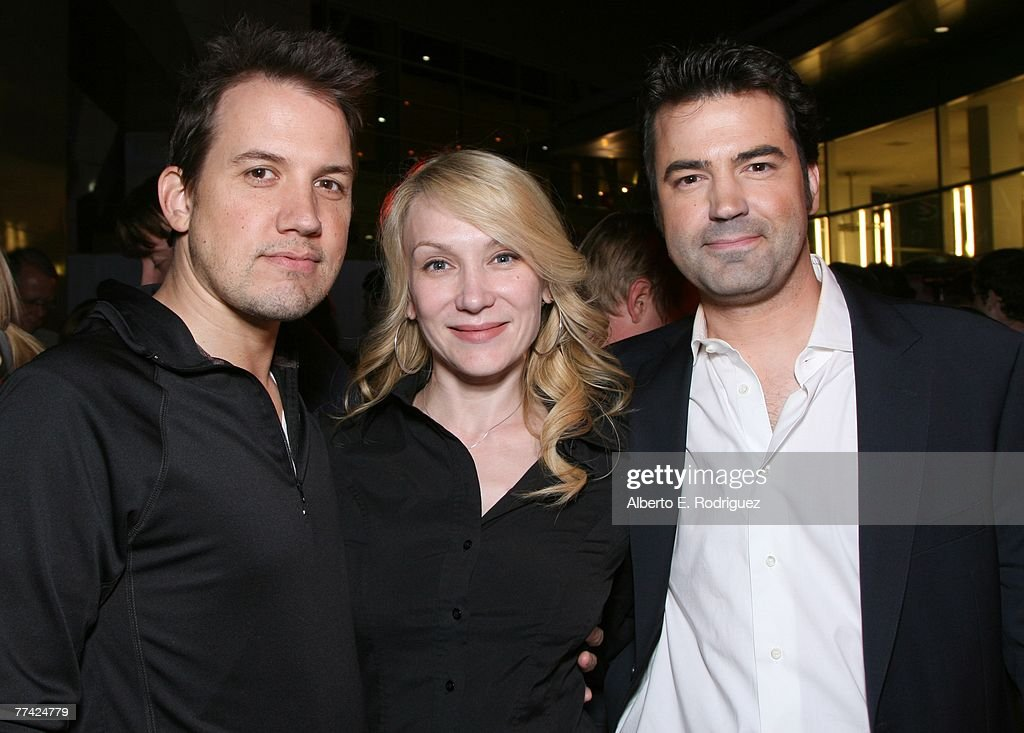 LA Premiere Of MGM's 'Music Within' - Arrivals : News Photo