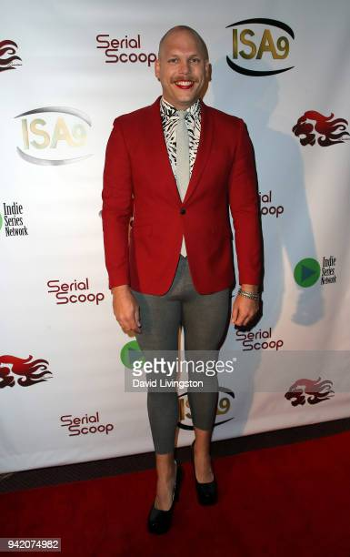 Actor John Loos attends the 9th Annual Indie Series Awards at The Colony Theatre on April 4 2018 in Burbank California