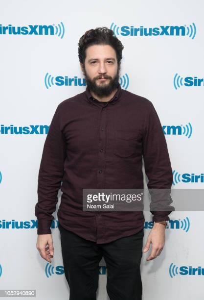 Actor John Magaro visits the SiriusXM Studios on October 24 2018 in New York City
