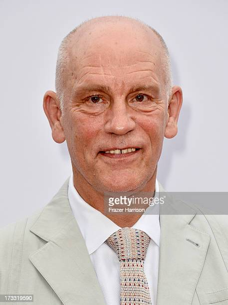 Actor John Malkovich attends the premiere of Summit Entertainment's 'RED 2' at Westwood Village on July 11 2013 in Los Angeles California