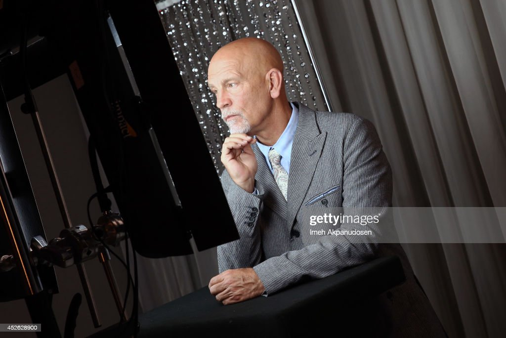 Actor John Malkovich attends the Samsung Galaxy VIP Lounge at Comic-Con International 2014 at Hard Rock Hotel San Diego on July 24, 2014 in San Diego, California.
