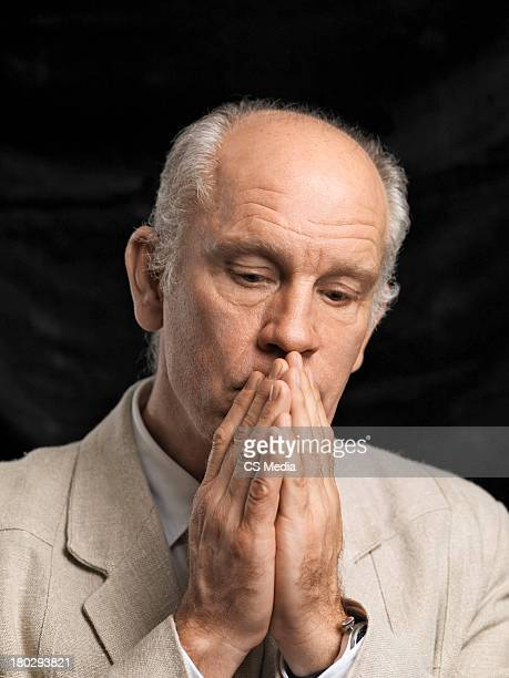 Actor John Malkovich is photographed on September 5 2009 in Toronto Ontario