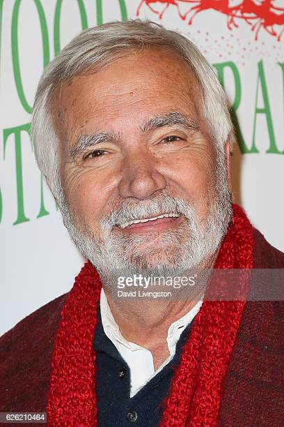 actor john mccook arrives at the 85th annual hollywood christmas parade on november 27 2016 in