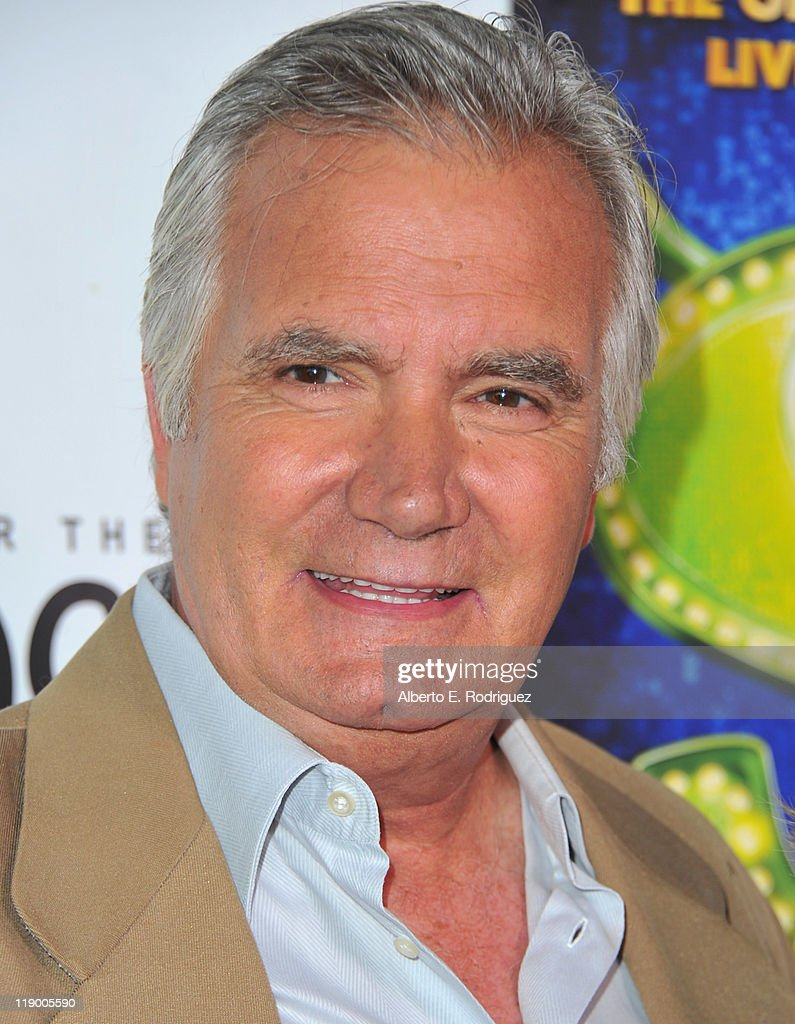 Actor John McCook arrives to the Los Angeles Opening Night of 'Shrek The Musical' at the Pantages Theatre on July 13, 2011 in Hollywood, California.