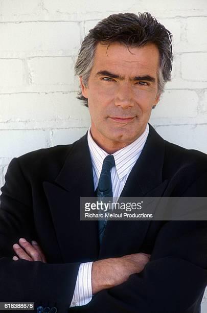 Actor John McCook