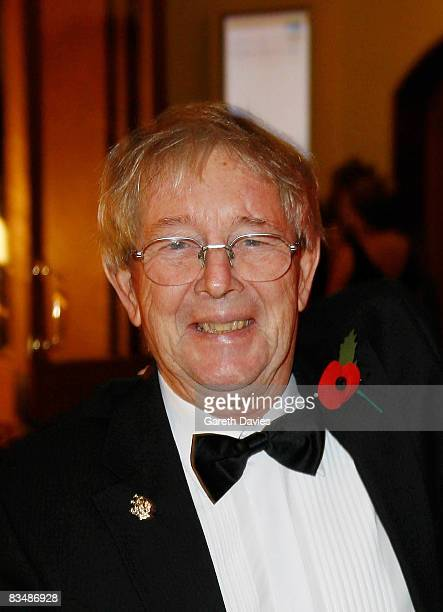 Actor John Noakes arrives at the National Television Awards at the Royal Albert Hall October 29 2008 in London England