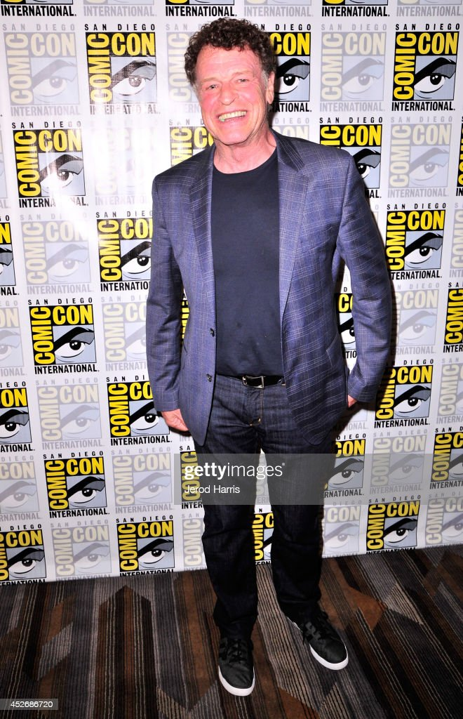 Actor John Noble attends the 'Sleepy Hollow' Press Line during Comic-Con International 2014 at Hilton Bayfront on July 25, 2014 in San Diego, California.