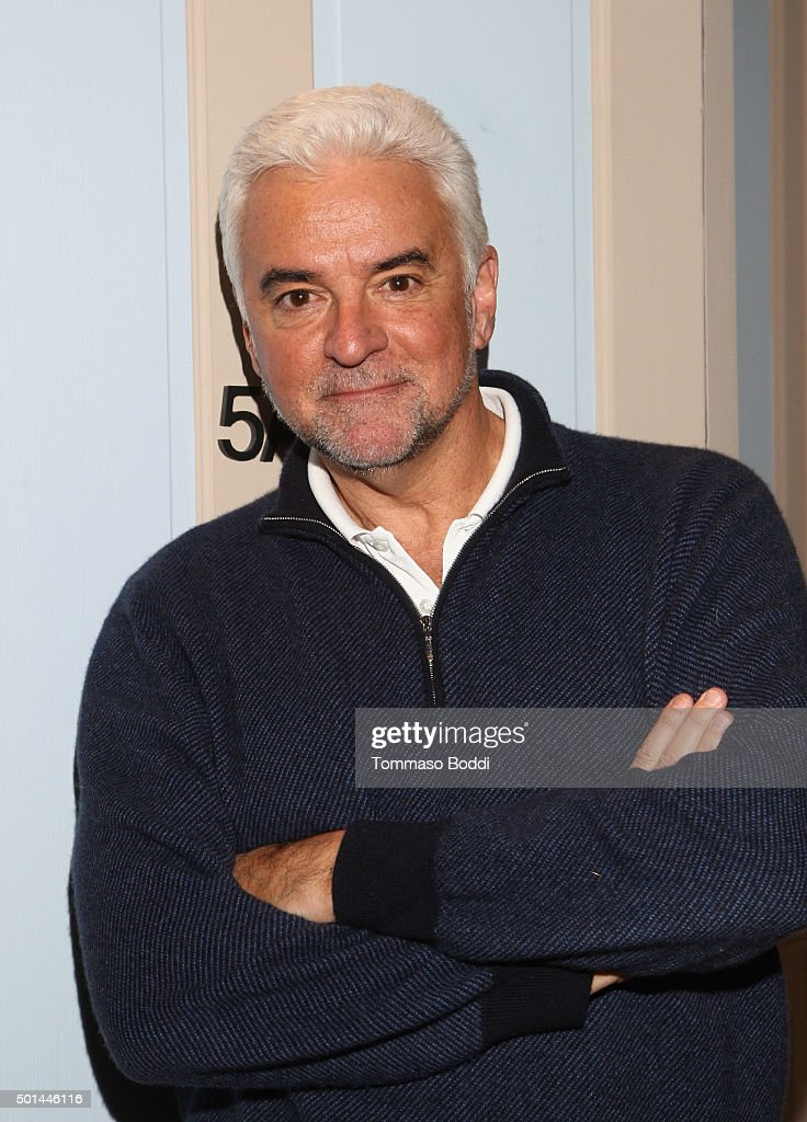 Actor John O'Hurley attends Seinfeld: The Apartment Fan Experience on December 15, 2015 in Los Angeles, California.