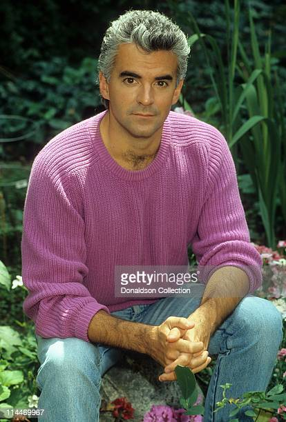 Actor John O'Hurley poses for a portrait in May 1990 in Los Angeles California