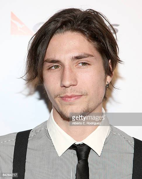 Actor John Patrick Amedori arrives at the premiere of Showtime's United States of Tara at the DGA Theater on January 12 2009 in Los Angeles California