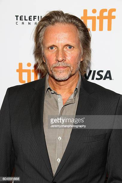 Actor John Ralston attends the 'Two Lovers And A Bear' Premiere held at The Elgin Theatre during the Toronto International Film Festival on September...