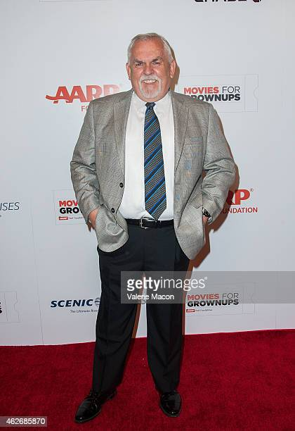 Actor John Ratzenberger arrives at the AARP The Magazine's 14th Annual Movies For Grownups Awards Gala at the Beverly Wilshire Four Seasons Hotel on...