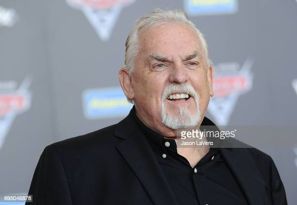 Actor John Ratzenberger attends the premiere of 'Cars 3' at Anaheim Convention Center on June 10 2017 in Anaheim California