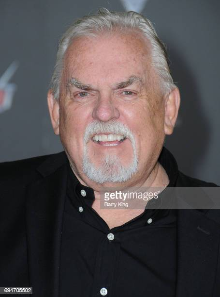 Actor John Ratzenberger attends the World Premiere of Disney and Pixar's 'Cars 3' at Anaheim Convention Center on June 10 2017 in Anaheim California