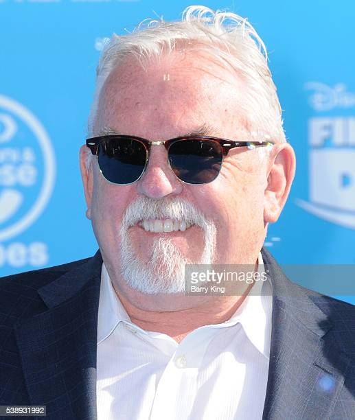 Actor John Ratzenberger attends the world premiere of DisneyPixar's 'Finding Dory' at the El Capitan Theatre on June 8 2016 in Hollywood California