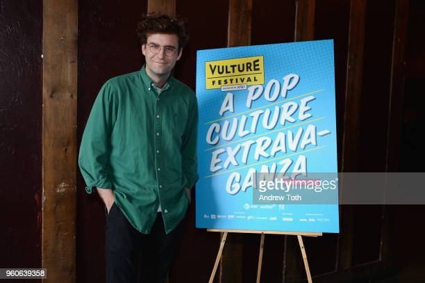 Actor John Reynolds attends the Vulture Festival presented by ATT Comedy Show at The Bell House on May 20 2018 in Brooklyn New York